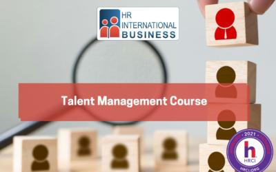 Talent Management Course