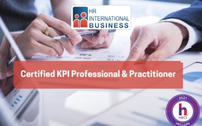 Certified KPI Professional & Practitioner