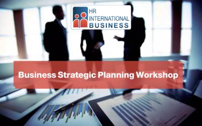 Business Strategic Planning Workshop