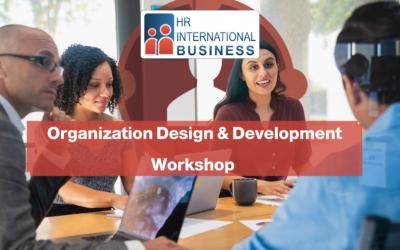 Organization Design & Development Workshop