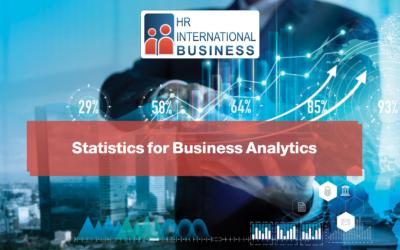 Statistics for Business Analytics