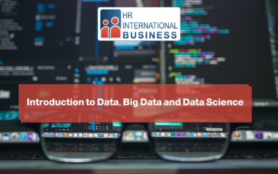 Introduction to Data, Big Data and Data Science